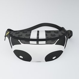 Racing Panda Fanny Pack