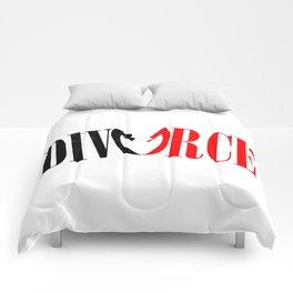Divorce Comforters