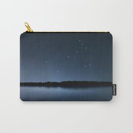 Monoceros star constellation, Night sky, Cluster of stars, Deep space, Unicornconstellation Carry-All Pouch