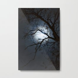 Dark moon Metal Print