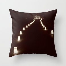 The Lumineres Throw Pillow