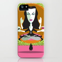 Mid-Century Monster iPhone Case