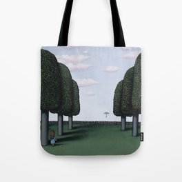 The First To See It Tote Bag