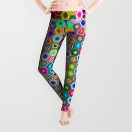 Honeycomb Hideout 2 Leggings