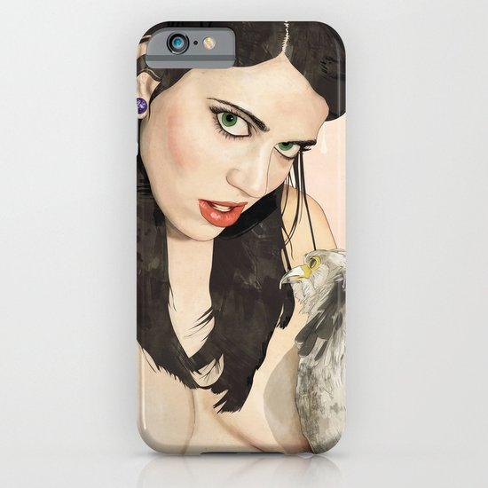 The Gaze iPhone & iPod Case
