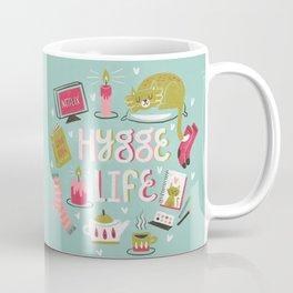Cozy Hygge Life Coffee Mug