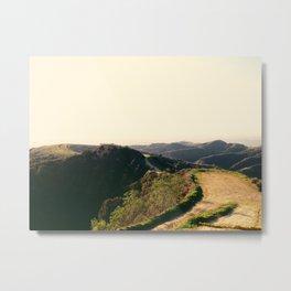 Turnbull Canyon, CA Metal Print