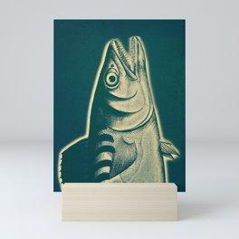 Piscibus 3 Mini Art Print