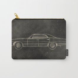 Supernatural: Impala Carry-All Pouch