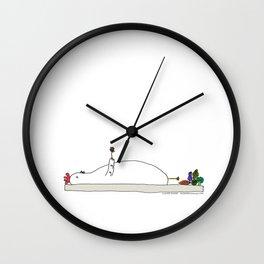 Chicken Dinner Wall Clock