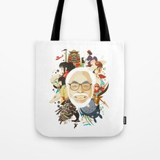 Miyazaki-San Tote Bag