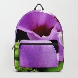 Rose Of Sharon A Summer Bloom Backpack