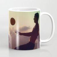 brasil Mugs featuring Brasil by afzucatti