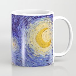 Vincent Van Gogh Starry Night Kaffeebecher