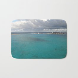 Over Nassau Bath Mat