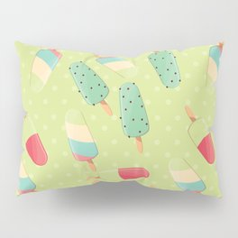 Ice cream 006 Pillow Sham