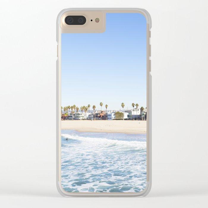 LA Clear iPhone Case