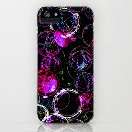 Toxic Mix iPhone Case