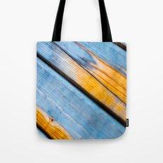 Swedish Log House Tote Bag