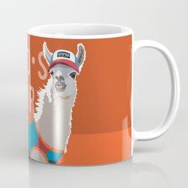 Who's Your Llama Coffee Mug