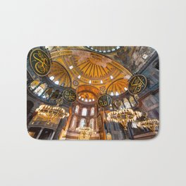 Beautiful Hagia Sophia Bath Mat