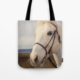 Horse Art - Beauty Is A Light Tote Bag