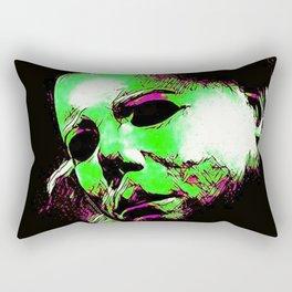 The Boogeyman Cometh Rectangular Pillow