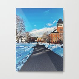 Plymouth State Metal Print