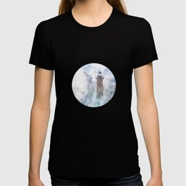 Storm in the lighthouse T-shirt