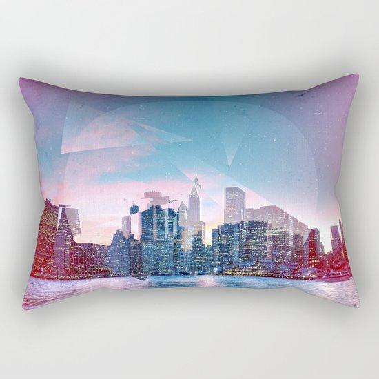 Manhattan Rectangular Pillow