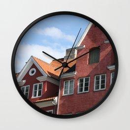 Copenhagen Sun Wall Clock