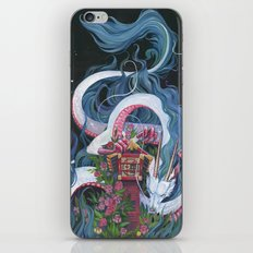 Haku iPhone Skin