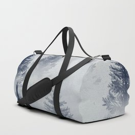 Foggy Forest 2 Duffle Bag