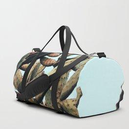 Summer Cactus Duffle Bag
