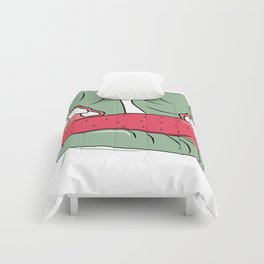 Kissing Comforters