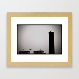 Raval Framed Art Print
