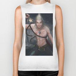Geralt Of Rivia Biker Tank