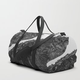up from abyss Duffle Bag