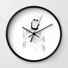 Yuya Star Wall Clock