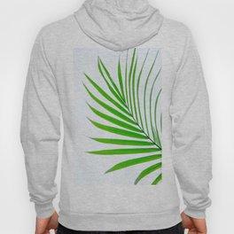 Simple palm leaves Hoody