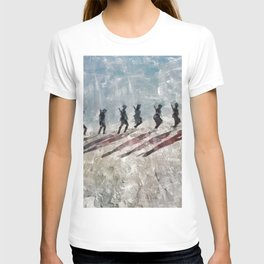 The Long Walk, World War Two T-shirt