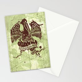 The Great Oil Leak of 2010 Stationery Cards