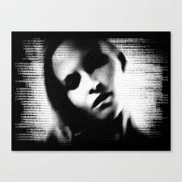 An Erotic Photographer Canvas Print