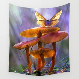 Woodland Fantasy Wall Tapestry