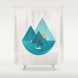 Wollongong Shower Curtain