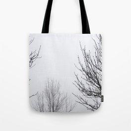 Foggy Days! Tote Bag
