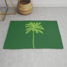 Palm Tree Rug