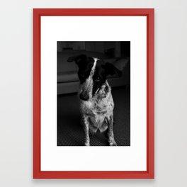 Good Girly Framed Art Print