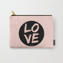 Love...mistakes Carry-All Pouch