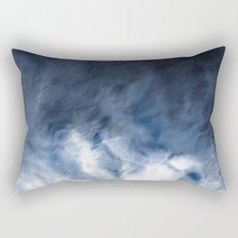 Agate Clouds Rectangular Pillow